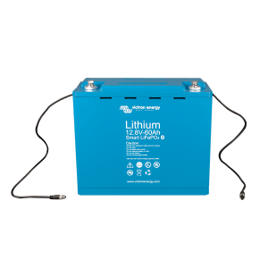 LiFePO4 Battery 128V 60Ah Smart BAT512060410