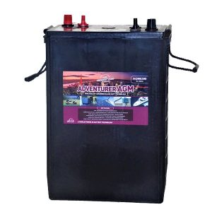 Powerbloc AGM 6v 390ah marine batteries