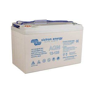 Victron 12V 125Ah AGM SuperCycle Battery