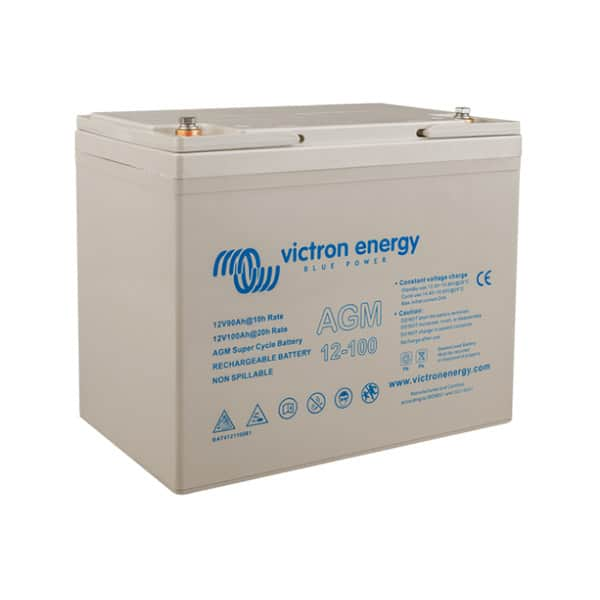Victron AGM 12V 100A BATTERY
