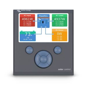 Victron Energy Colour Control Panel