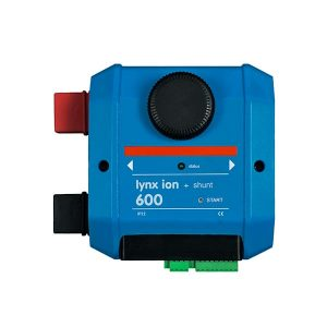 Victron Energy Lynx ion 600 shunt Battery Monitor