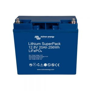 Victron Lithium SuperPack 12.8V 20Ah LiFePo4