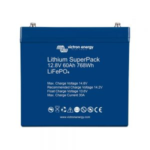 Victron Lithium SuperPack 12.8V 60Ah LiFePo4