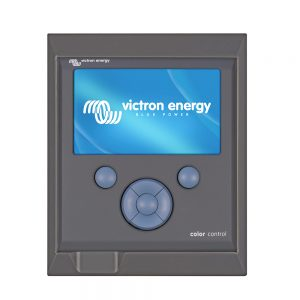 Victron Wall mount enclosure for Color Control CCGX display panel