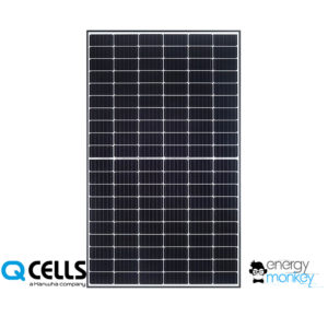 Qcell QPeak 315 Black Frame Mono Solar Panel