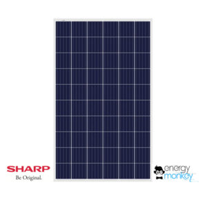 Sharp 275w Poly Solar Panel