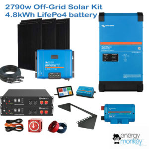 Energy Monkey Off Grid Kit 1