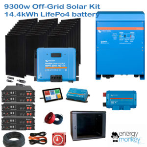 Energy Monkey Off Grid Kit 3