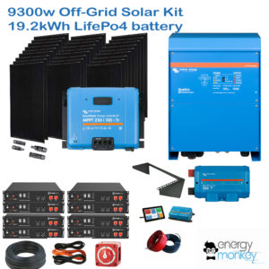 Energy Monkey Off Grid Kit 4