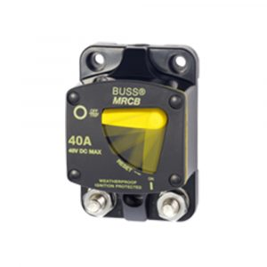 Blue Sea Systems 187-Series Circuit Breaker - Surface Mount 40A